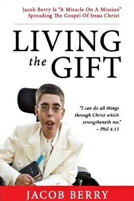 Living The Gift - Book by Jacob Berry